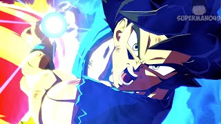"DRAMATIC FINISH ONLINE! Best Kamehameha Of All Time! - Dragon Ball FighterZ: ""UI Goku"" Gameplay"