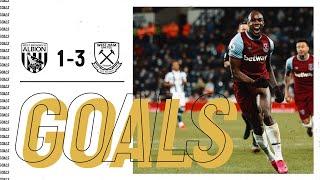 West Brom 1-3 West Ham Pekan 37