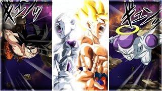 LR GOKU & FRIEZA SUPER ATTACK! *BEST SUPER ATTACK* | Dokkan Battle