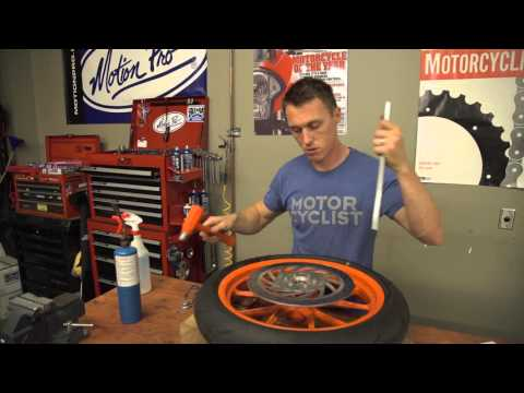 How To Replace Your Motorcycle Wheel Bearings   MC GARAGE