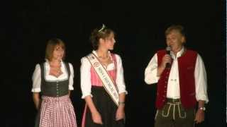 preview picture of video 'Modenschau von Trachten Strohmayer in Palling 2012'