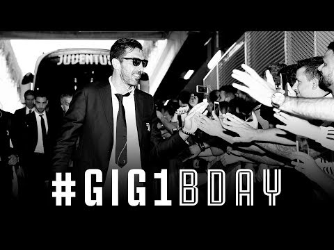 Teammates wish Gianluigi Buffon happy 40th birthday!
