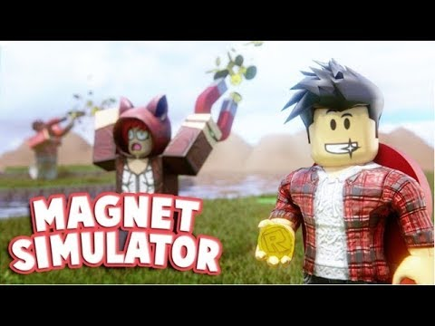 ❄🎄ROBLOX❄🎄 Magnet Simulator 🚨 UPDATE 3 🚨