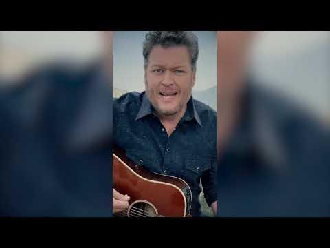 Blake Shelton - Nobody But You (Duet with Gwen Stefani) (Acoustic)
