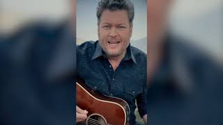 Blake Shelton Nobody But You (Acoustic)