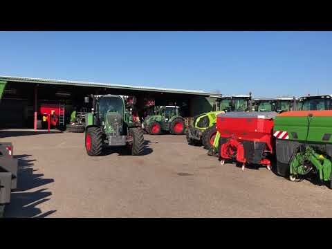 Fendt 716 Vario S4 Profi Plus