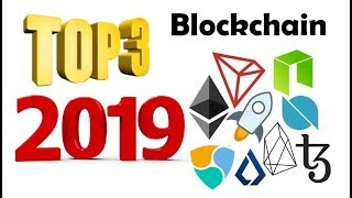 Top 3 crypto (plateformes smart contracts) pour 2019
