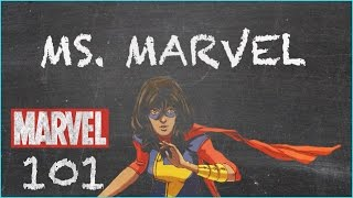 New Jersey's Own Super Hero - Ms. Marvel