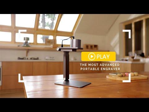 LaserPeckerPro-The Most Advanced Portable Engraver-GadgetAny