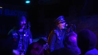 Faster Pussycat- Cathouse (Bowery Electric 04/25/17)