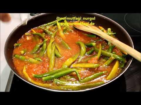 uzun ömürlü domates soslu süs biber tursu tarifi  Konserve Aci Süs Biber Tursusu  Nurmutfagi NurGüL