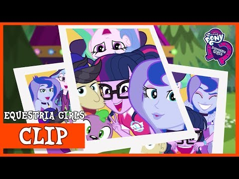 CELESTIA | The Road Less Scheduled | MLP: Equestria Girls | Choose Your Own Ending [Full HD]