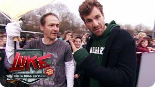 Hoch hinaus - Luke am Ernst-Mach-Gymnasium in Hürth - LUKE! Die Schule und ich - Video Youtube