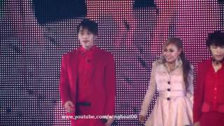 """[Fancam] 120525 2PM Budokan, Tokyo, Japan """" Stay with me """" - ChanSung"""