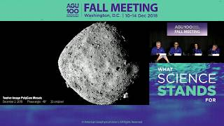 Welcome to Bennu Press Conference - First Science Results