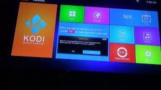 Zoomtak T8V Quad Core Android Tv Box