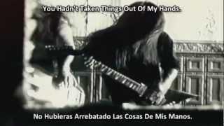 Anthrax - Only [Lyrics Y Subtitulado Al Español]