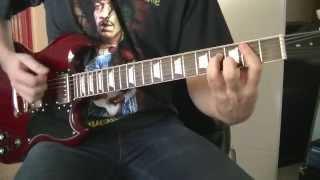 Big Jack - AC/DC Cover (Angus parts) HD
