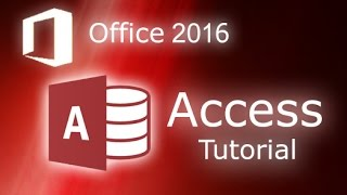 Microsoft Access 2016 - Tutorial for Beginners [+ General Overview]*
