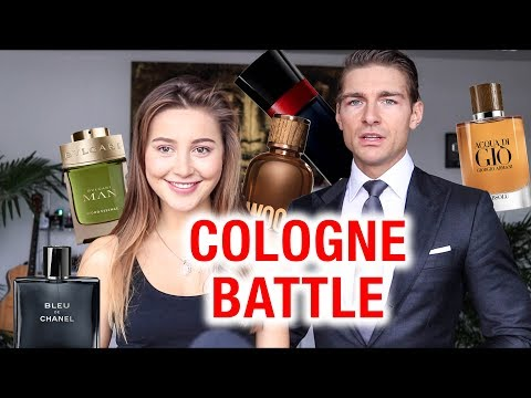 Best Men's Colognes Top 5 Fragrances For Men