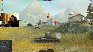 WoT Blitz - Я в это не верю. Такого КВ-2 еще не было - World of Tanks Blitz (WoTB)