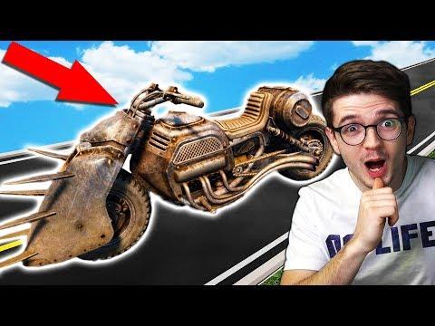 JE NOVÁ MOTORKA AŽ MOC RYCHLÁ?! (7 Days to Die #9)