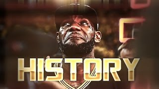 LeBron James - The Night History Was Made !