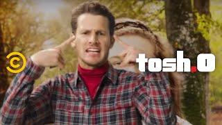 """Tosh.0 - """"Autumntime Sucks Balls"""""""