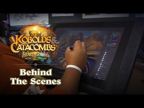 Kobolds & Catacombs, Behind the Scenes