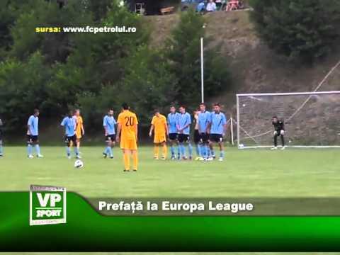 Prefață la Europa League