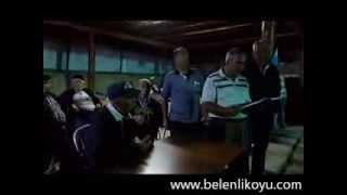 preview picture of video 'www.belenlikoyu.com   Kendirik sulama suyu için köyümüzde yapılan toplantı...'