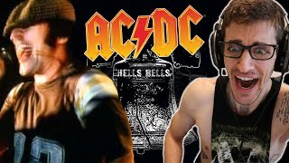Hip-Hop Head's FIRST TIME Hearing HELLS BELLS by ACDC (Alex's Mom Cameo)