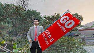 GTA 5 Mod - Mr. Bean | Khám phá khu rừng bỏ hoang cùng Mr. Bean