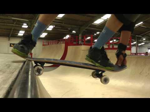 Beast Rampz Skatepark in Manchester