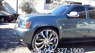 AceWhips.NET- Chevy Tahoe on 30