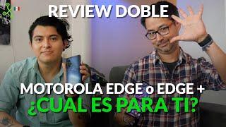 Motorola EDGE y EDGE+, review en México: probamos los smartphones con la pantalla MÁS CURVA