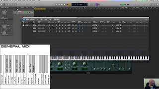 EXS24 Logic X Create a Drum Patch with Choke & Velocity Filter