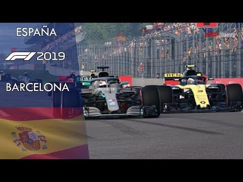 GRAN PREMIO DE ESPAÑA 2019 | Mod F1 2019 | F1 2018 Codemasters