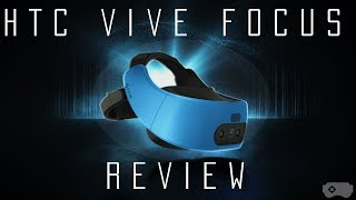 HTC VIVE FOCUS FULL REVIEW!