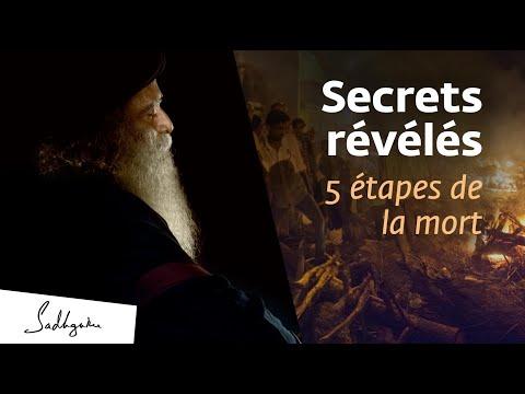 Les 5 étapes de la mort | Sadhguru Français Les 5 étapes de la mort | Sadhguru Français