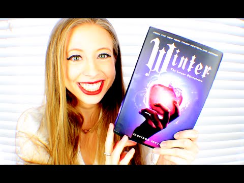 WINTER BY MARISSA MEYER | booktalk wtih XTINEMAY