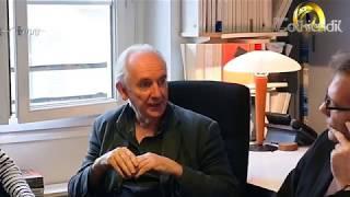 Interview DAlan Lee à Loccasion De La Sortie Française De Beren Et Lúthien De J.R.R. Tolkien