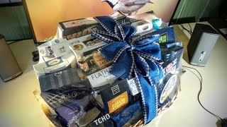 Wine Country Gift Basket  ( Unboxing ) Great Holiday Gift Idea
