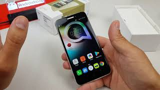 Alcatel SHINE LITE, unbox si scurt review in romana
