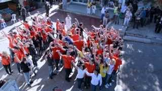preview picture of video 'flashmob Eden Viaggi Djerba'