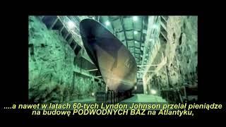 DB NOWA SERIA VIDEO Z NOWEGO KANALU DZIS 16/01.2021Wielkie podziemne bazy i system tuneli Stewart Swerdlow Napisy PL