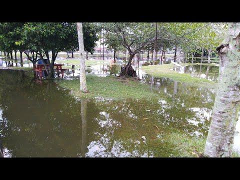 Warga Meninggal Terbawa Arus Banjir di Pekanbaru