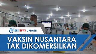 Sikap Jokowi soal Vaksin Nusantara yang Dikembangkan Hanya untuk Penelitian dan Tidak Dikomersilkan