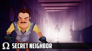 HELLO NEIGHBOR MULTIPLAYER! (SUPER CREEPY)   Secret Neighbor (Beta) Ft. Delirious, Toonz, & More!