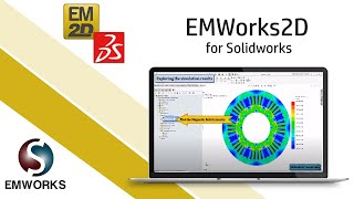 [Tutorial] Part 2: Cogging torque analysis of 2004 Toyota Prius motor using EMWorks2D for SOLIDWORKS